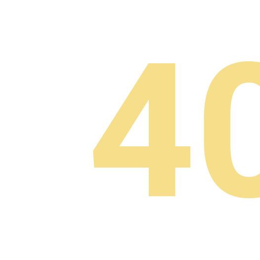 Darčeky k 40-tym narodeninám