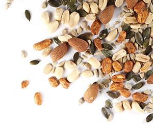 Semienka, orechy, sušené plody