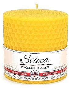Sviečky zo včelieho vosku