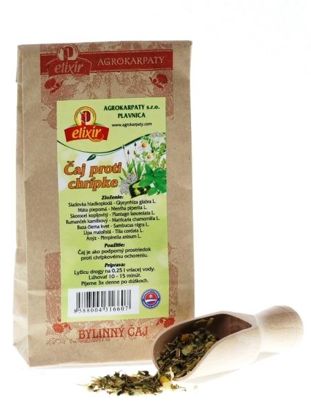 Agrokarpaty Bylinný čaj proti Chrípke 30g