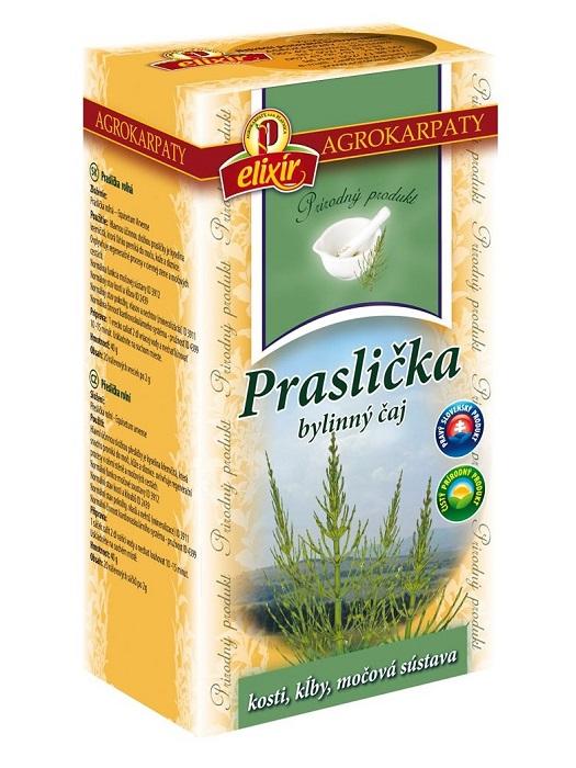 Agrokarpaty praslička bylinný čaj 20x2g