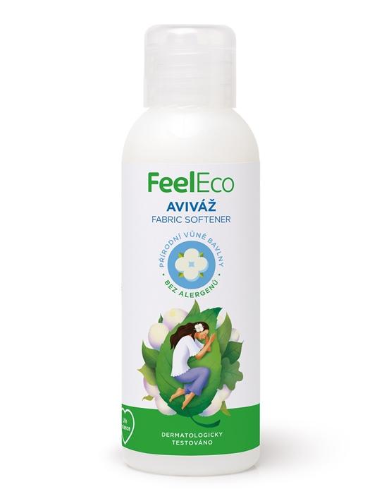 FeelEco Aviváž s vôňou bavlny 100ml