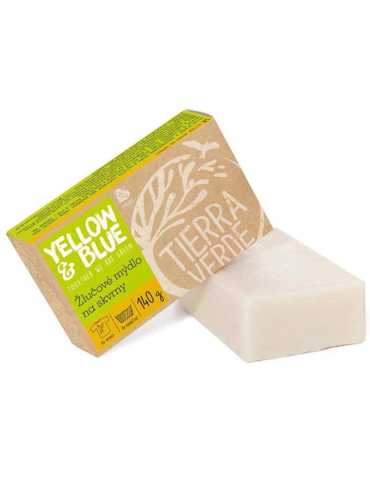 Tierra Verde žlčové mydlo - 140g