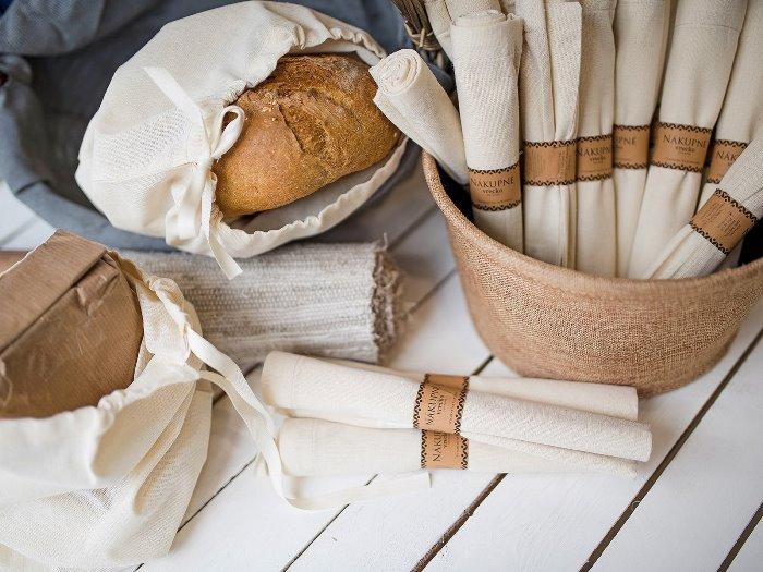 Nákupné vrecko z bavlny 25x35cm