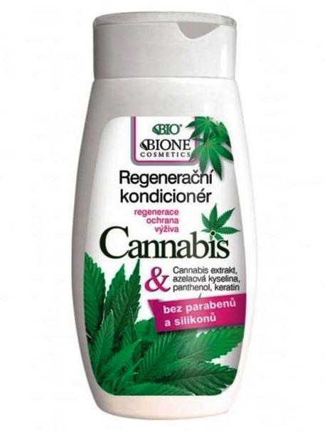 Bione Cosmetics - Regeneračný kondicionér Cannabis 260ml