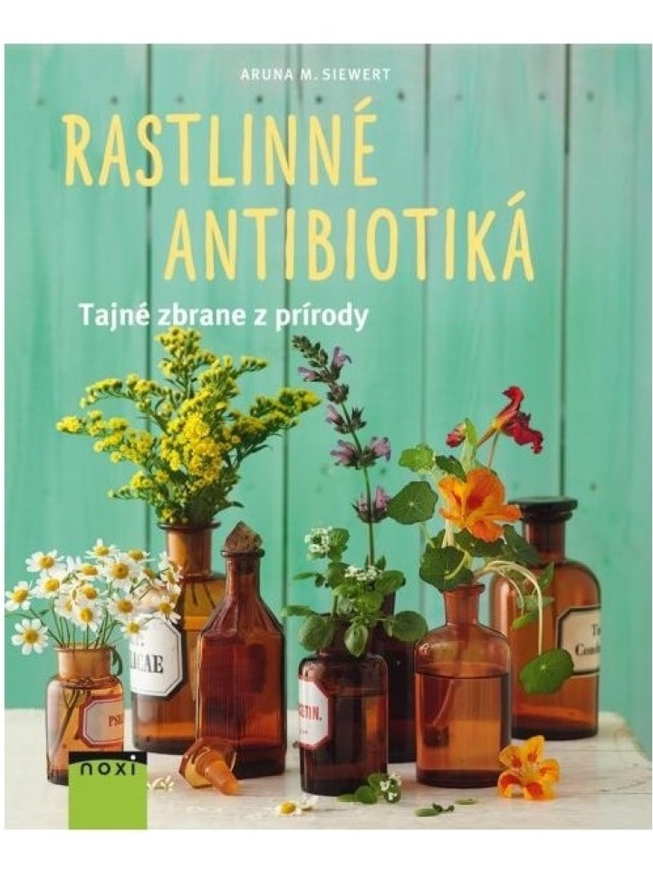 Rastlinné antibiotiká - tajné zbrane z prírody
