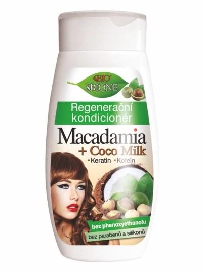Bione Cosmetics - Regeneračný kondicionér Macadamia 260ml