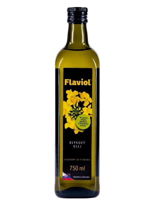 Repkový olej 750ml