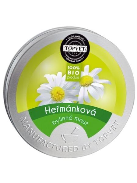 Topvet rumančeková masť 50ml