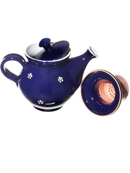 Čajník malý - modrý