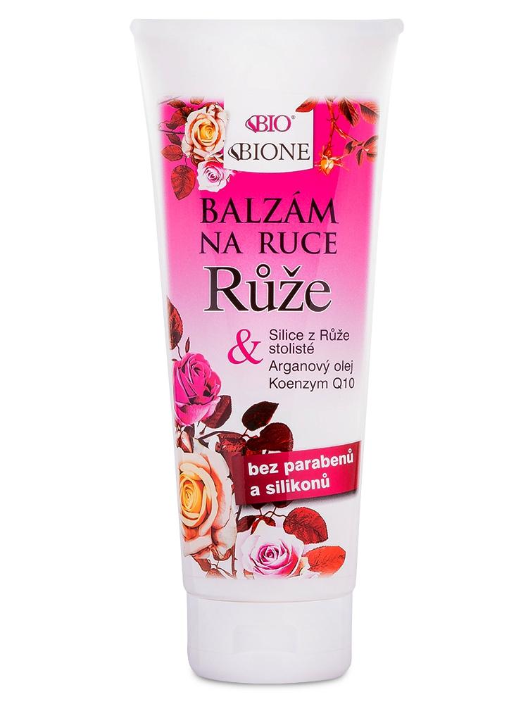 Bione Cosmetics - Balzam na ruky Ruža 205ml