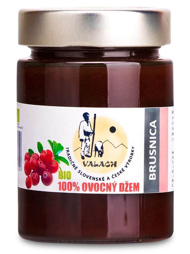 Brusnicový džem BIO 200g