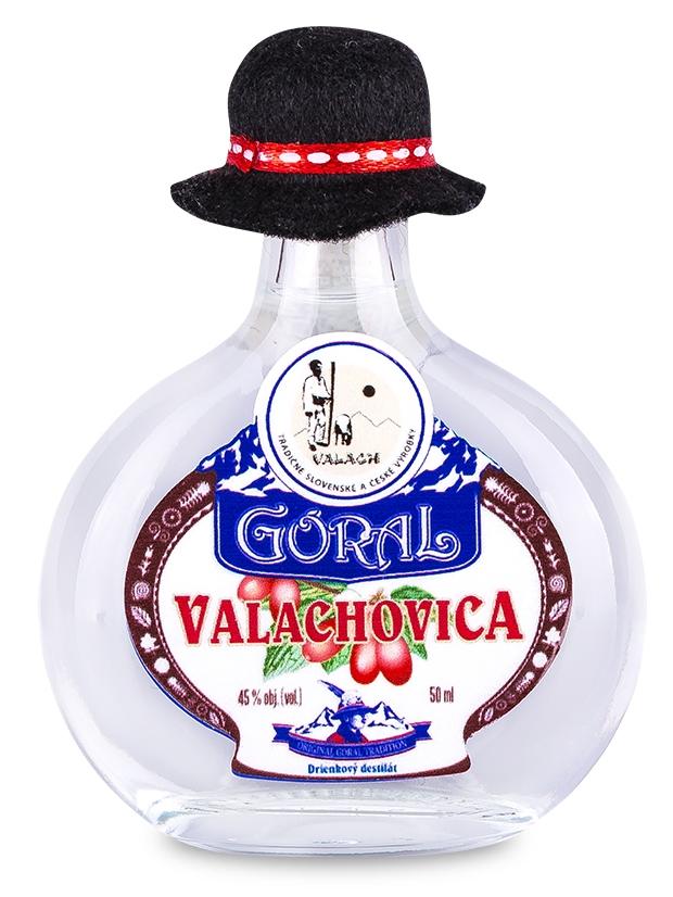 Goral Valachovica 45% 0,05L