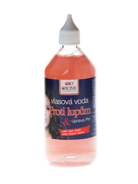 Bione Cosmetics - Vlasová voda proti lupinám 215ml