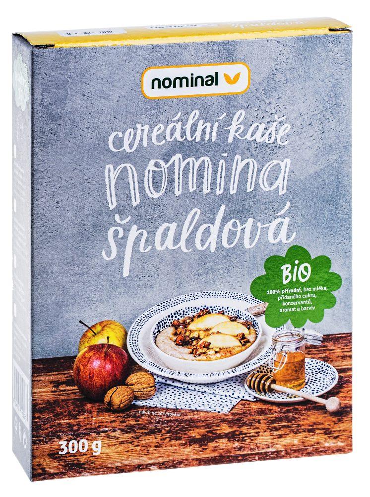 Nominal Cereálna špaldová kaša BIO NOMINA 300g
