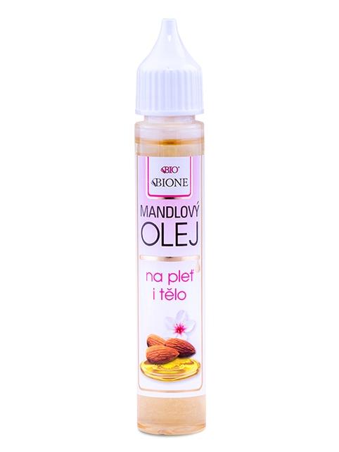 Bione Cosmetics - Mandľový pleťový olej BIO 30ml