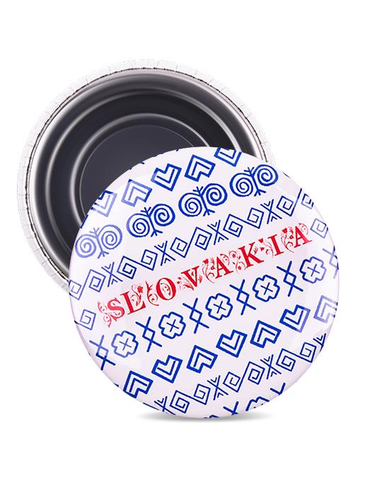 Magnetka Čičmany Slovakia