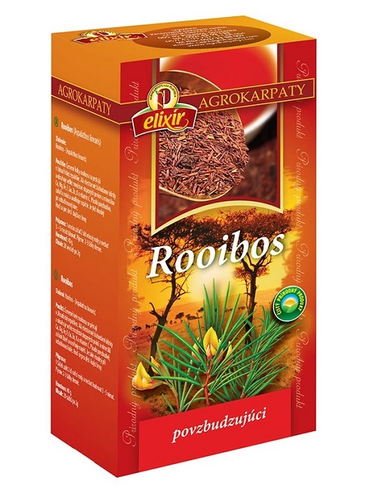 Agrokarpaty rooibos čaj 20x2g