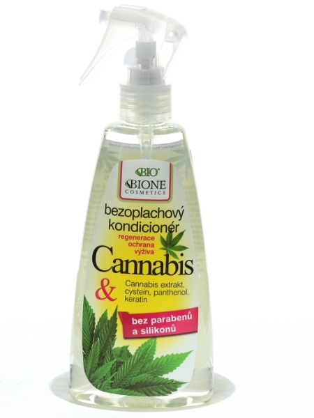Bione Cosmetics - Bezoplachový kondicionér Cannabis 260 ml