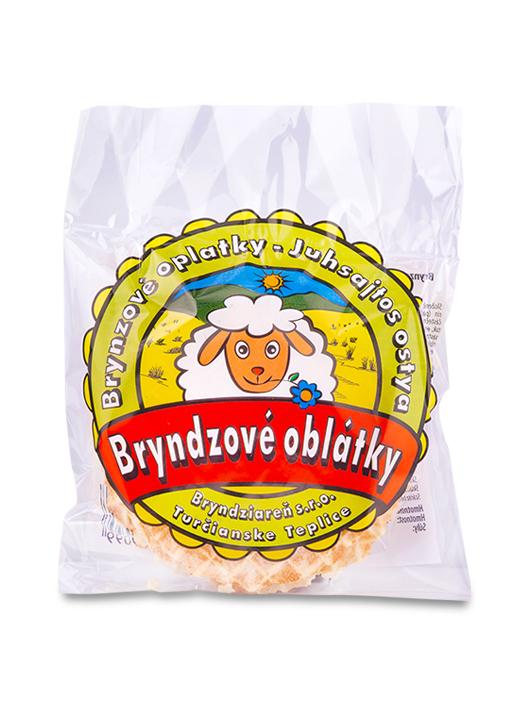 Bryndziareň bryndzové oblátky slané 40g