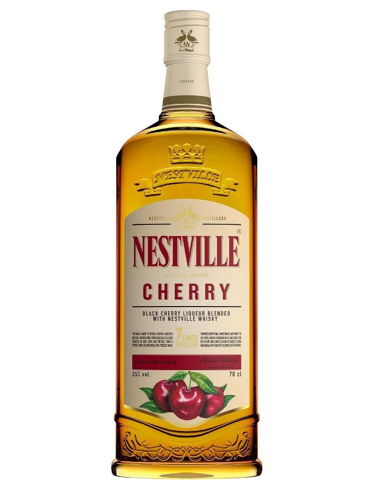 Nestville Cherry liqueur blended 35% 0,7L