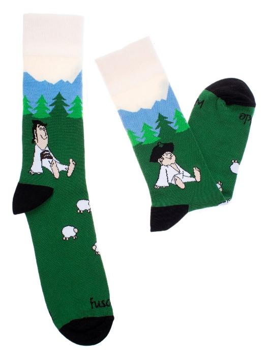 Fusakle ponožky Maťko a Kubko