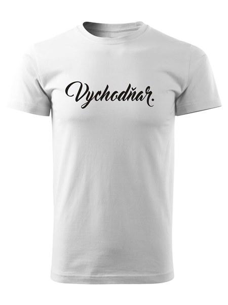 Tričko vychodňar Unisex Biele