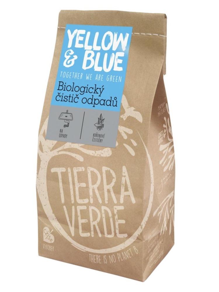 Tierra Verde biologický čistič odpadov - vrecko 500g