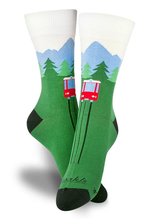 Fusakle ponožky Hrebienok