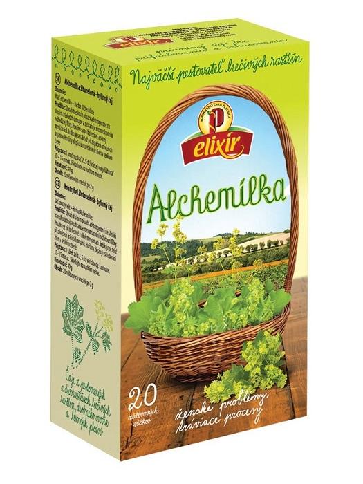 Agrokarpaty alchemilka bylinný čaj 20x2g