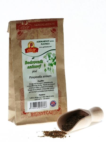 Agrokarpaty Bedrovník anízový Aníz - Plod 30g