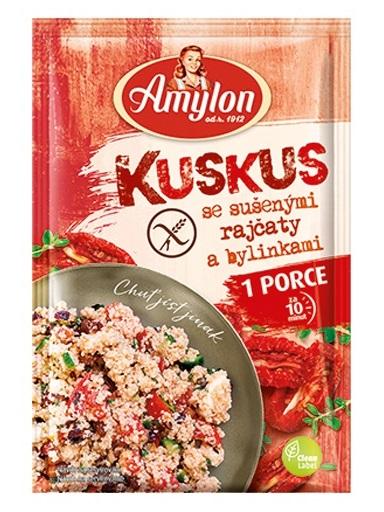 Amylon Kuskus so sušenými paradajkami a bylinkami 60g