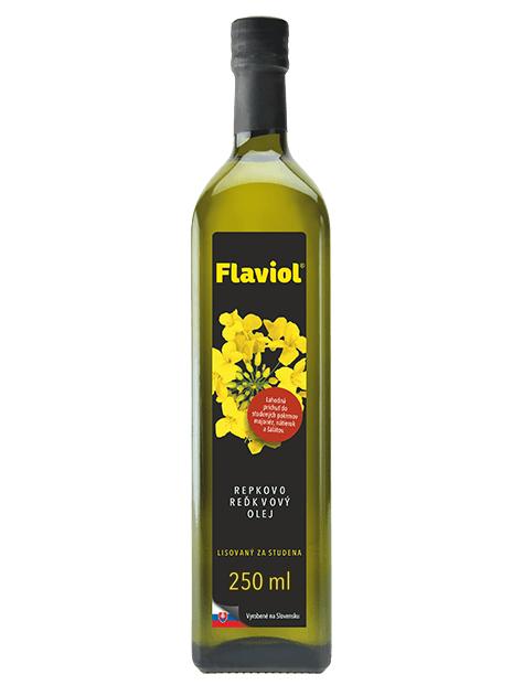 Flaviol repkovo - reďkvový olej 250ml