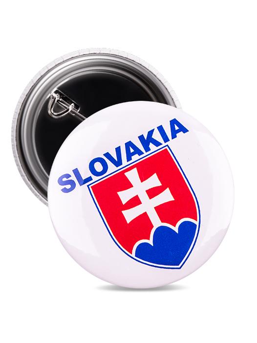 Odznak Slovakia znak