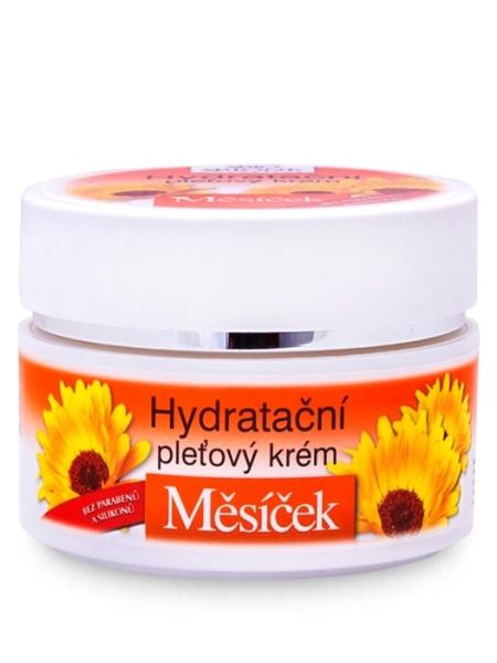 Bione Cosmetics - Hydratačný pleťový krém Nechtík 51ml