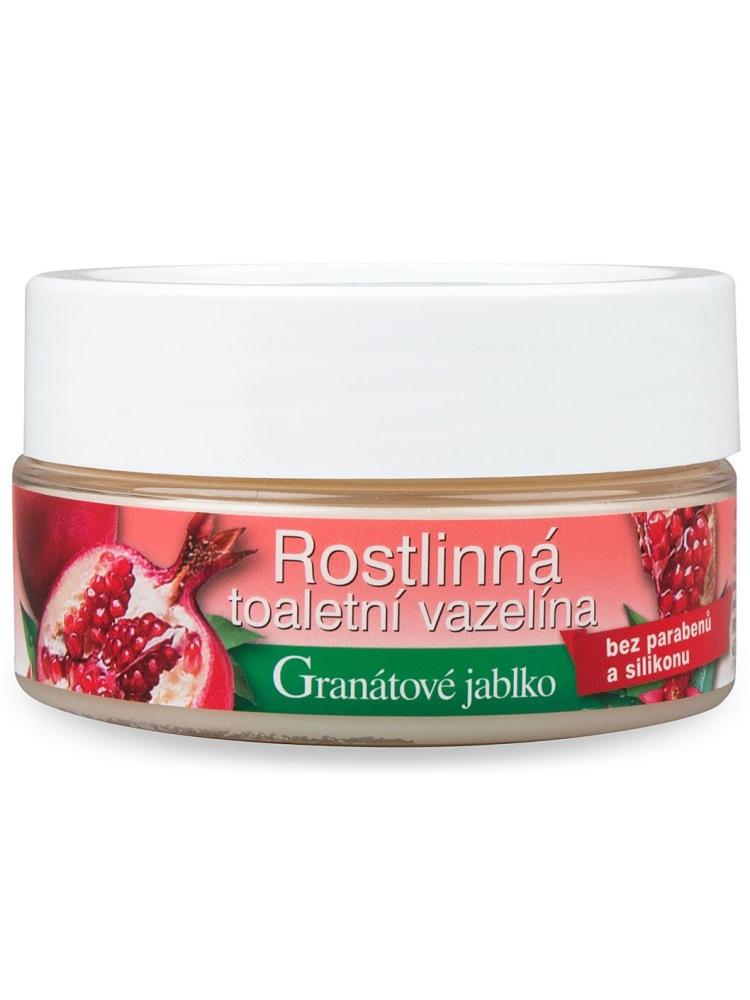 Bione Cosmetics - Rastlinná toaletná vazelína Granátové jablko 155ml