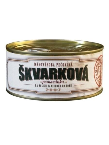 Škvarková pomazánka 280g