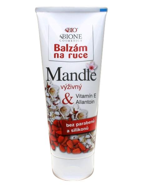 Bione Cosmetics - Balzam na ruky Mandle 200ml