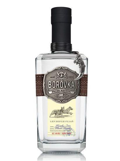Pacho Matrtaj Borôvka 44% 0,7l
