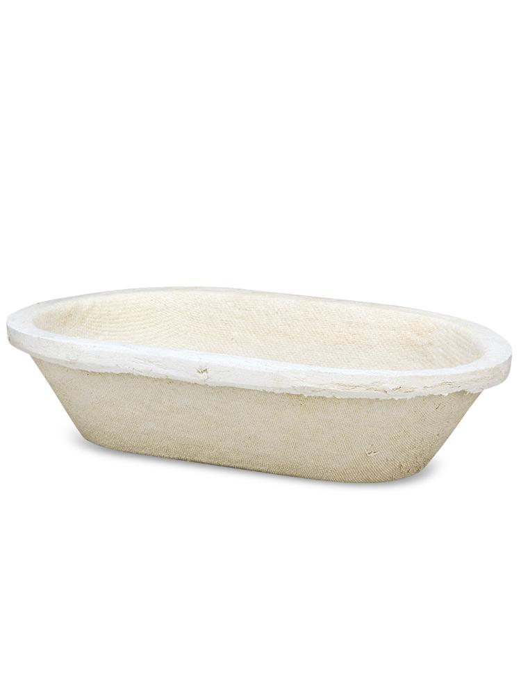 Ošatka na chlieb oválna 1000g hladká