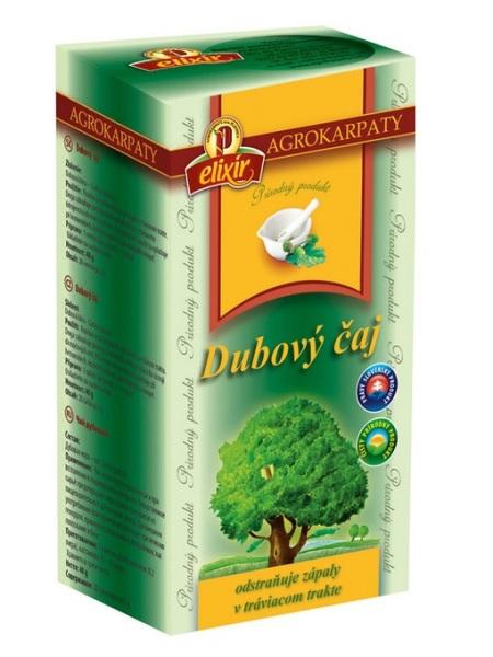Agrokarpaty dubový čaj 20x2g