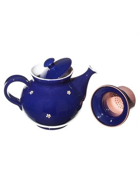 Čajník veľký - modrý