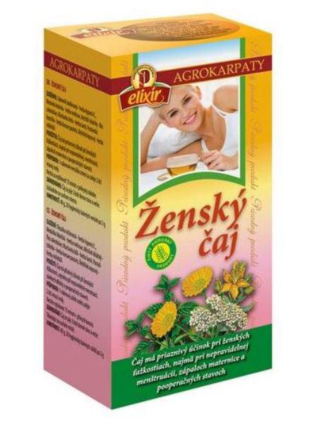 Agrokarpaty ženský čaj 20x2g