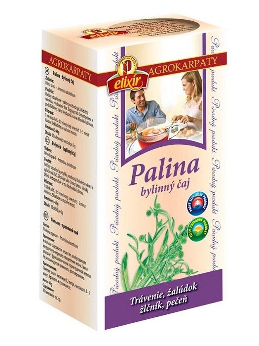 Agrokarpaty palina bylinný čaj 20x2g