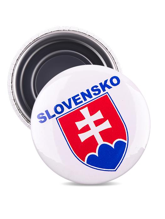 Magnetka Slovensko znak