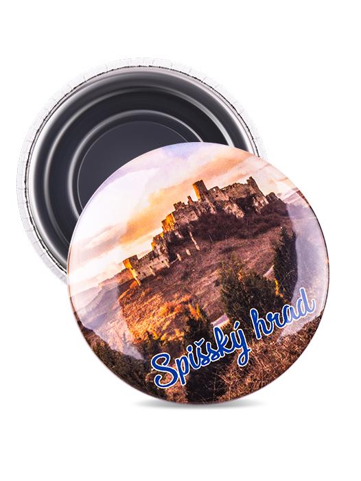 Magnetka Spišský hrad