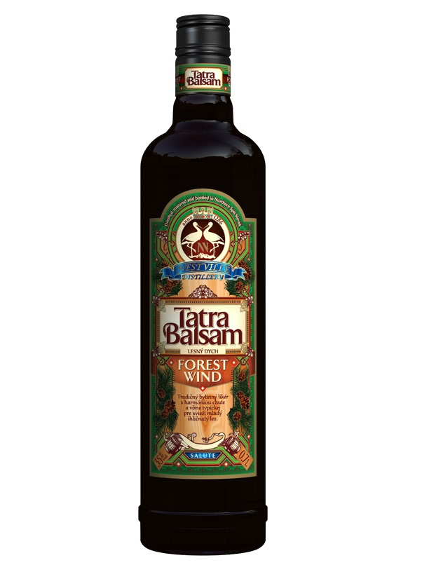 Tatra balsam FOREST WIND 50% 0,7L
