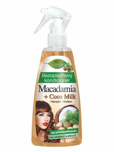 Bione Cosmetics - Bezoplachový kondicionér Macadamia 260ml
