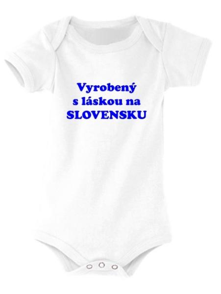 Detské body Vyrobený na Slovensku