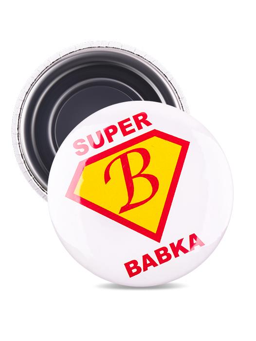 Magnetka super babka